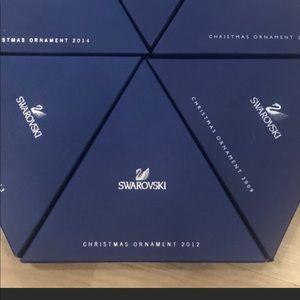 2012 Swarovski Large Snowflake